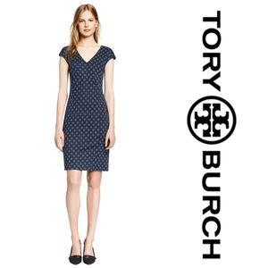Brand New Tory Burch Libby Dress Size XS